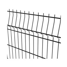 Cheap PVC Coated Welded Wire Fence Panel