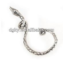 Bracelet à oreilles en serpent