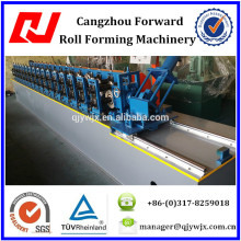 QJ C Steel Purlin Roll Forming Machine for Lip Channel