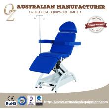 Krankenhaus-Ausrüstungs-Höhen-justierbares IV Infusionsstuhl-elektrisches Bett