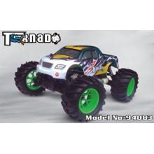 1/8 scale RC modèle Nitro off Road Monster Truck