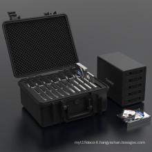 ORICO Multi-bay Hard Drive Protect Case (PSC-L8S22)