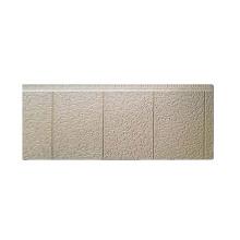 Brick Exterior Wall Panel PU Foam Insulated Decorative Metal Siding PU Exterior Wall Panel