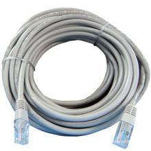 Ftth cable del cable del d-acoplamiento del cat5e del ftth 4pr 24awg, cable del cat5e 300m 305m 10ft 9ft