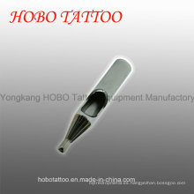 Extremidades duras del tatuaje del cortocircuito del acero inoxidable no-Desechables