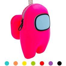 Custom Silicone Coin Purse with Airpods Case