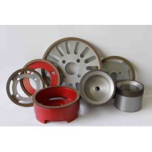 Diamond and CBN Grinding Wheels, Abrasives