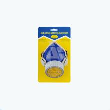 Природный очищающий воздух респиратор Пыль Промышленный газ Половина лица Частичная дыхательная защитная сырость Химическая маска