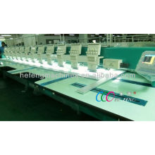 12 heads high speed embroidery machine