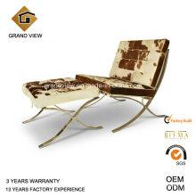 Silla de reunión sofá cuero aviador oficina (GV-BC01)