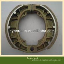 Porzellan-Ningbo-Herstellung Motorrad-Bremsbacken für AKT NKD-125 hinten