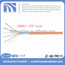 1000FT / 305M Cat6a FTP Cable
