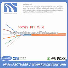 1000FT/305M Cat6a FTP Cable