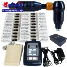 Solong M667 Elektrische Permanent Make-up Tattoo Maschine Heißer Verkauf Rotary Tattoo Maschinengewehr Kits mit Nadeln