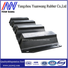 Custom EPDM Rubber Rubber Loading Dock Bumpers