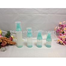 Embalagem plástica dos cosméticos