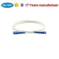 Atacado fibra óptica sc / apc cabo de remendo de fibra de vendas quentes no mercado