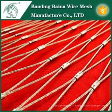 Сетка из проволочной сетки с проволочной сеткой из проволочной сетки из нержавеющей стали