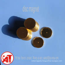 N35 round magnet D15X2mm for speakers