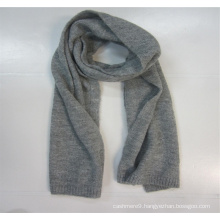 2020 popular plain color knitted scarf  big size with super soft hand feeling