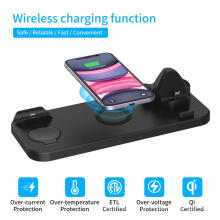 беспроводное зарядное устройство airpods pro / xiaomi mi беспроводное автомобильное зарядное устройство