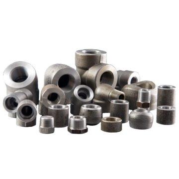 Tipos de accesorios de acero forjado Accesorios de soldadura por enchufe