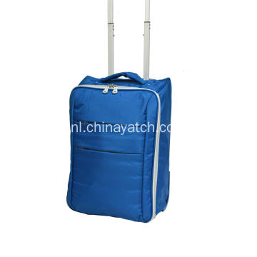 Carry onCollapsible Bag 2 wielen Aluminium trolley