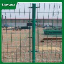Забор из проволочной сетки 4x4