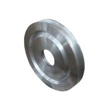 Forgeage à chaud forgé d'anneau de roulement d'anneau d'acier au carbone