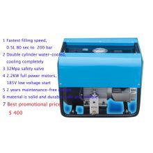 Air Booster Gas Booster Hochdruck-Füllpumpe Hochdruck-Luft-Kompressor (YS-0,08 / 300)