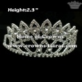 All Clear Crystal Pageant Crowns