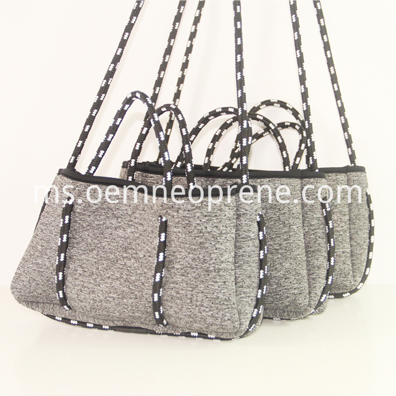 Perforated Neoprene Bag