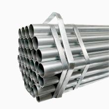 Tubería de acero al carbono sin costura ERW para obras hidráulicas