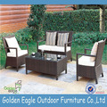 Freizeit Möbel Bistro Rattan Wicker Bar Set