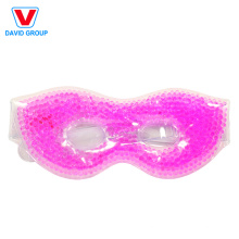 Colorful Gel Beads Eye Mask for Hot And Cold Used