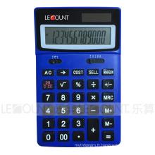 Calculatrice de 12 chiffres Calculatrice de marge de vente avec 3 étapes Écran réglable (LC227CSM-B)