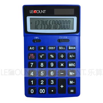 Calculadora de Margem de Cálculo de 12 Dígitos com 3 Passos Tela Ajustável (LC227CSM-B)
