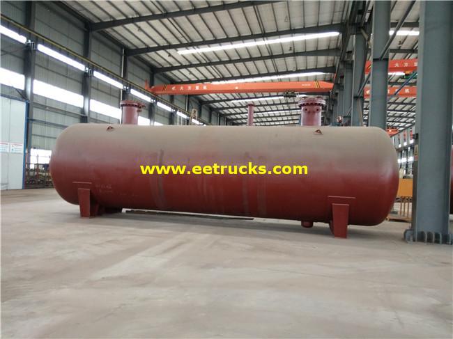 China 40t Bulk Underground Propane Storage Tanks Manufacturers