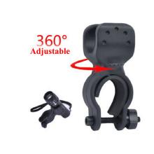 Fahrradhalterung für Taschenlampe und LED-Taschenlampe