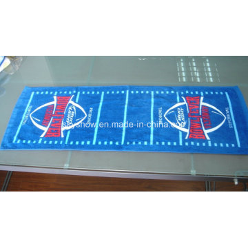 Cotton Printed Sports Towel (SST3016)