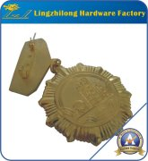 Top Selling Promotion Gifts Gold Coin Medal