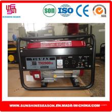 Th2900dx essence générateur 2kw démarrage manuel pour alimentation