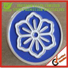 Moneda de Insignia de Metal de Esmalte Suave Creativo