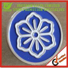 Creative Soft Enamel Metal Badge Coin