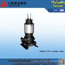 Kubota Abwasserschlammpumpe