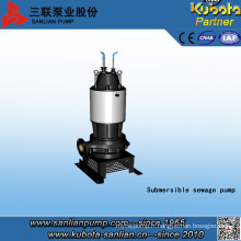 Qw (N) -Type pompe submersible