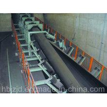 Tubular Steel Cord Rubber Conveyor Belt