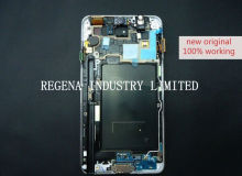 S3 N9006 Smartphone Replacement Parts , Lcd Touch Screen Assembly
