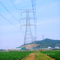 220kv Doubule Circuitstangent Power Transmission Tower