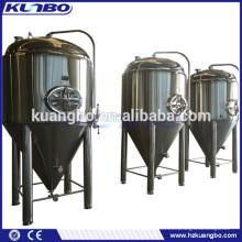 Tanque de fermentação popular e econômico vendido para o norte da Europa, EUA, Reino Unido etc